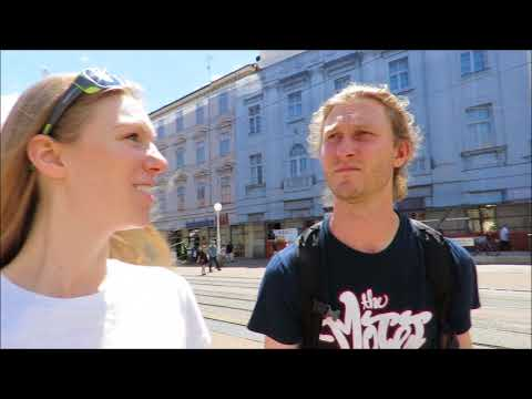Zagreb, Croatia - Episode 70 - The Adventures of Justin and Kristen