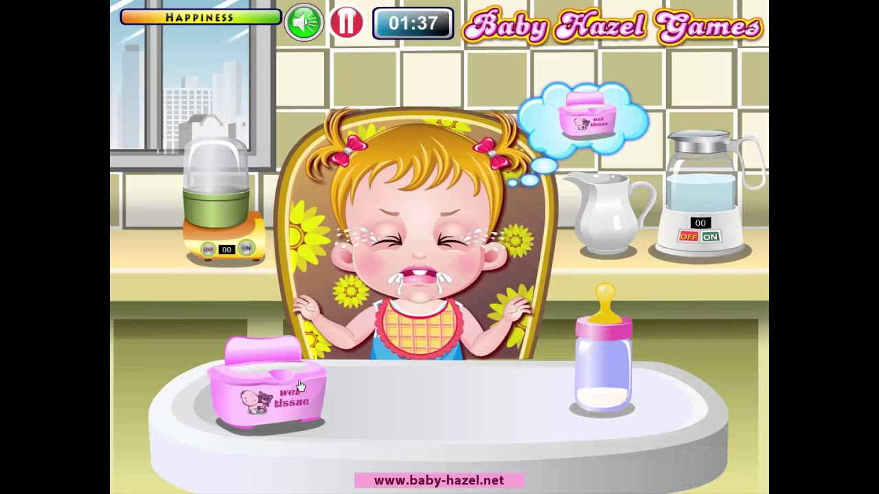 Baby hazel bed time youtube - Baby Hazel Fun Time Girl Game