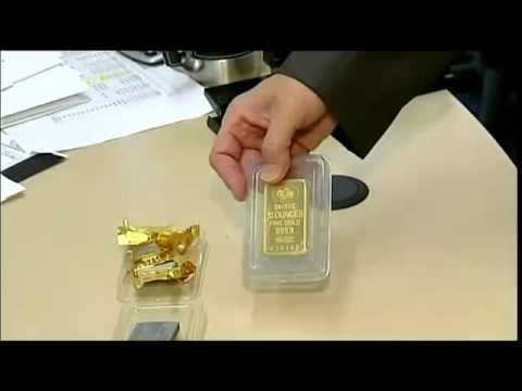 Fake Gold Bars Turn Up in Manhattan NYC Breaking News