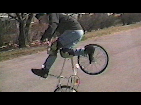 Team Hip Tricks 1989 - Spring Edit ( Old School BMX Freestyle )