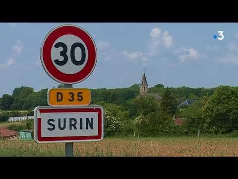 Surin (Vienne) : le cambrioleur se cachait dans les bois