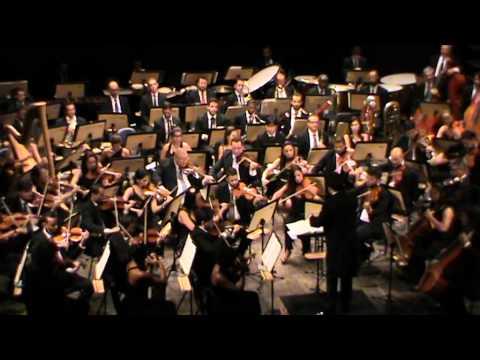 Rossini / Respighi - La Boutique Fantasque Suíte 1, OSES, maestro adjunto Leonardo David