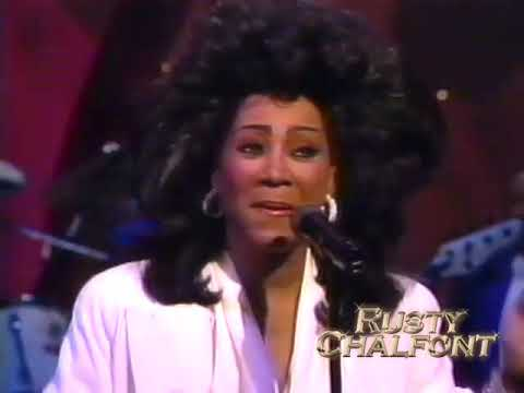 Patti LaBelle - If You Asked Me To - Live