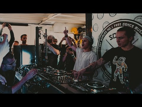 Corey James & WILL K LIVE at Sosumi Boat Party (ADE 2017)