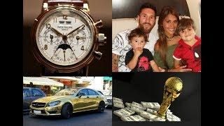Lionel Messi's lifestyle ► 2018