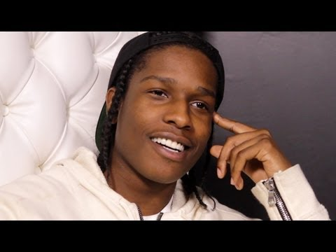 A$AP Rocky Previews New Music | Interview | On Air with Ryan Seacrest