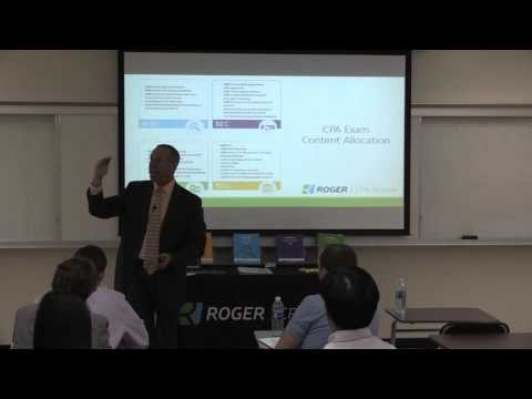 A CPA Exam Q&A at San Diego State University