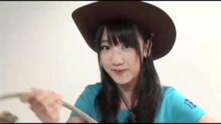AKB48 ロデオマシンB 柏木由紀