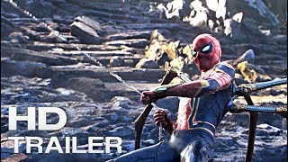 Marvel's Spider-Man 2: Coming Of Age - Trailer #1 (Edit) [HD] (2019) TOM HOLLAND Movie Concept FM.