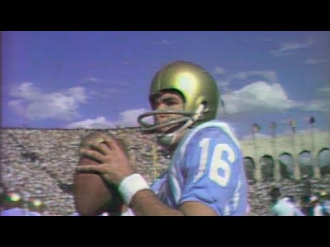 UCLA quarterback Gary Beban recalls