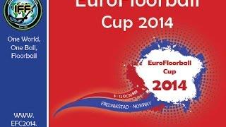 EFC 2014 - Olimp Fryazino v MMKS Podhale (W)