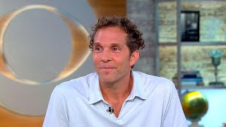 "Entrepreneur Jesse Itzler on unplugging and ""Living with the Monks"""
