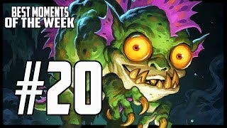 Hearthstone | Best Moments of the Week #20