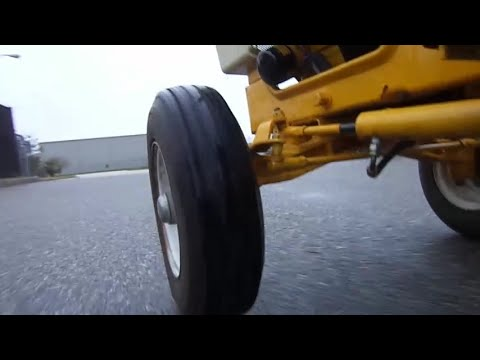 How To Put Power Steering On Your Cub Cadet 1650 Using