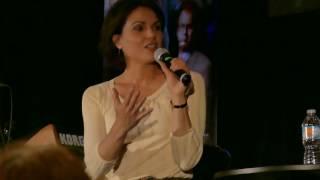 Lana Parrilla OUAT Chicago 2017 Panel Part 2