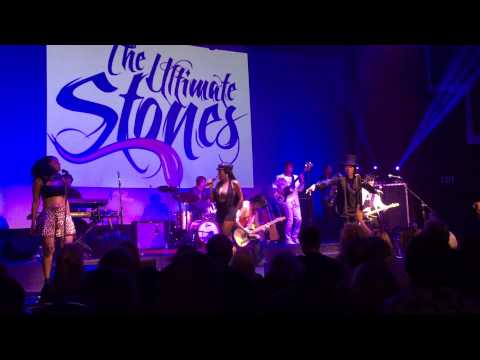 The Ultimate Stones - Live With Me    The Lido Theater 4-18-15