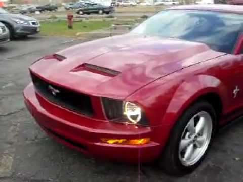 2008 ford mustang coupe 4 0 v6 automatic loaded ram. Black Bedroom Furniture Sets. Home Design Ideas