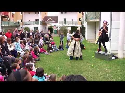 """Festival des arts de la parole 2015 """"Thoiry 100 histoires"""""""