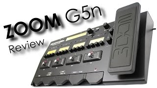 Zoom G5n - Review