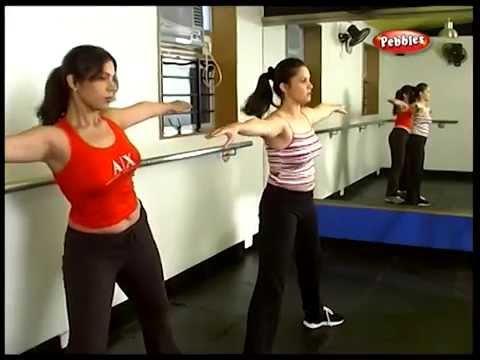 warmup  aerobic dance workout  aerobics for beginners