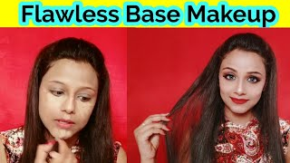 Step by Step Flawless makeup (Hindi) || Neha Beauty Hub