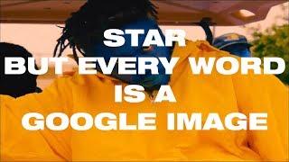 BROCKHAMPTON - STAR But Every Word Is A Google image