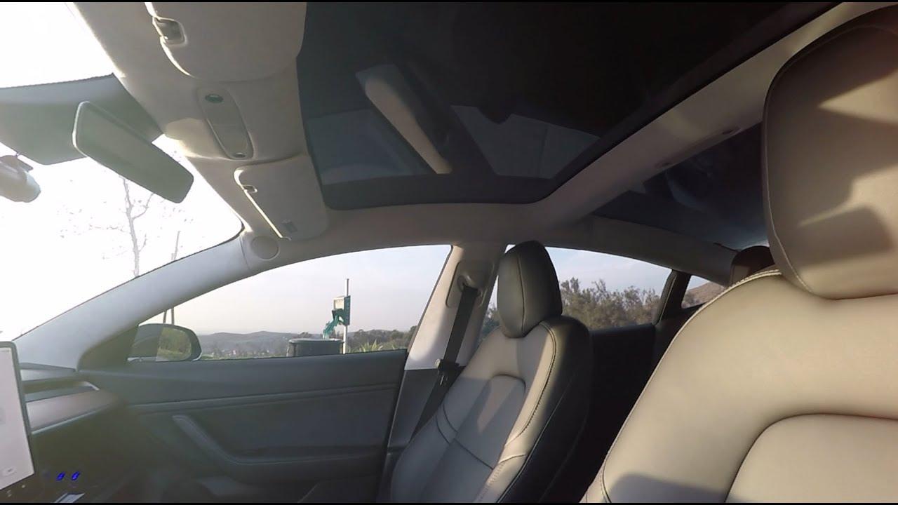 Tesla Model 3 Fully Tinted