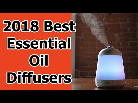 best-essential-oil-diffusers--2018