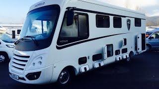 Présentation camping-car poids lourd Morelo Home 2016