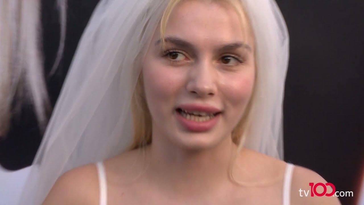 Robotla evlenen Aleyna Tilki: Artık gönüllerde evliyim