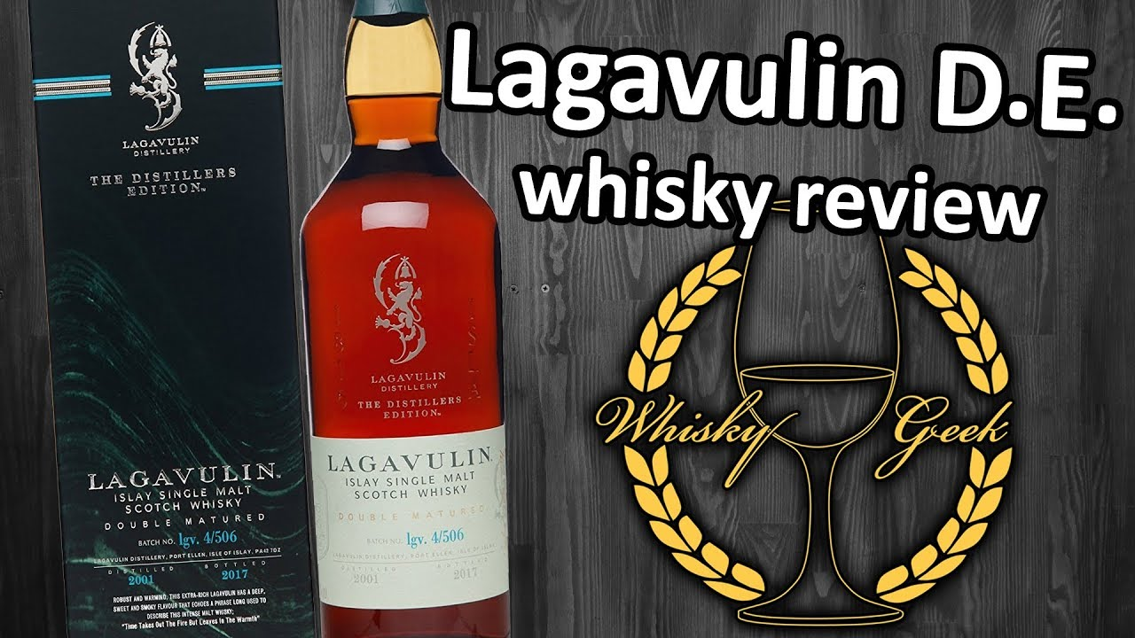 lagavulin double matured review