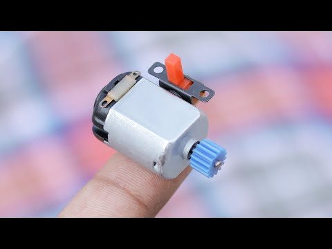 5 Awesome DIY ideas With DC Motor - Compilation