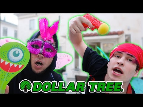 DOLLAR STORE TOY REVIEW With Corey