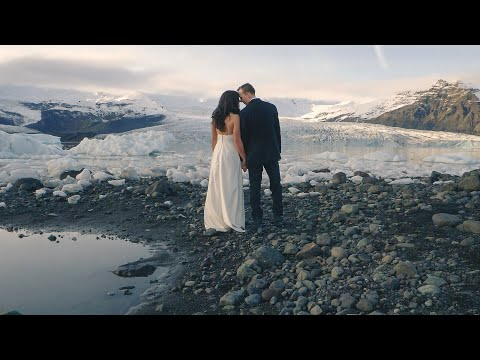 Andrew & Jamie - Iceland Wedding Video