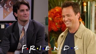 FRIENDS Chandler Bing & FRIENDS Matthew Perry YouTube Discussion!