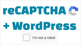 Cómo insertar reCAPTCHA en WordPress con Contact Form 7