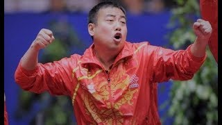 Liu Guoliang - Legendary player and coach (Inventor of RPB)