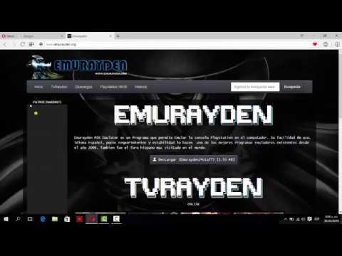 emurayden psx emulator 2.3
