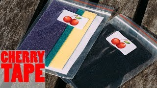 Cherry Tape - Fingerboard Griptape and Riptape - Product Blog thumbnail