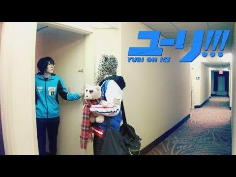2 YURI'S 1 BED | [Yuri on Ice]