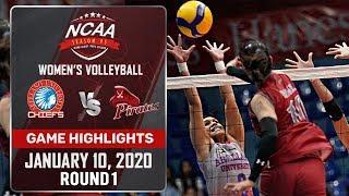 AU vs. LPU - January 10, 2020 | Game Highlights | NCAA 95 WV