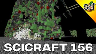 SciCraft 156: Y0 Bedrock Removal With A 3 Directional Machine