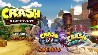 Crash bandicoot |ps4 |Mundo 1|Español