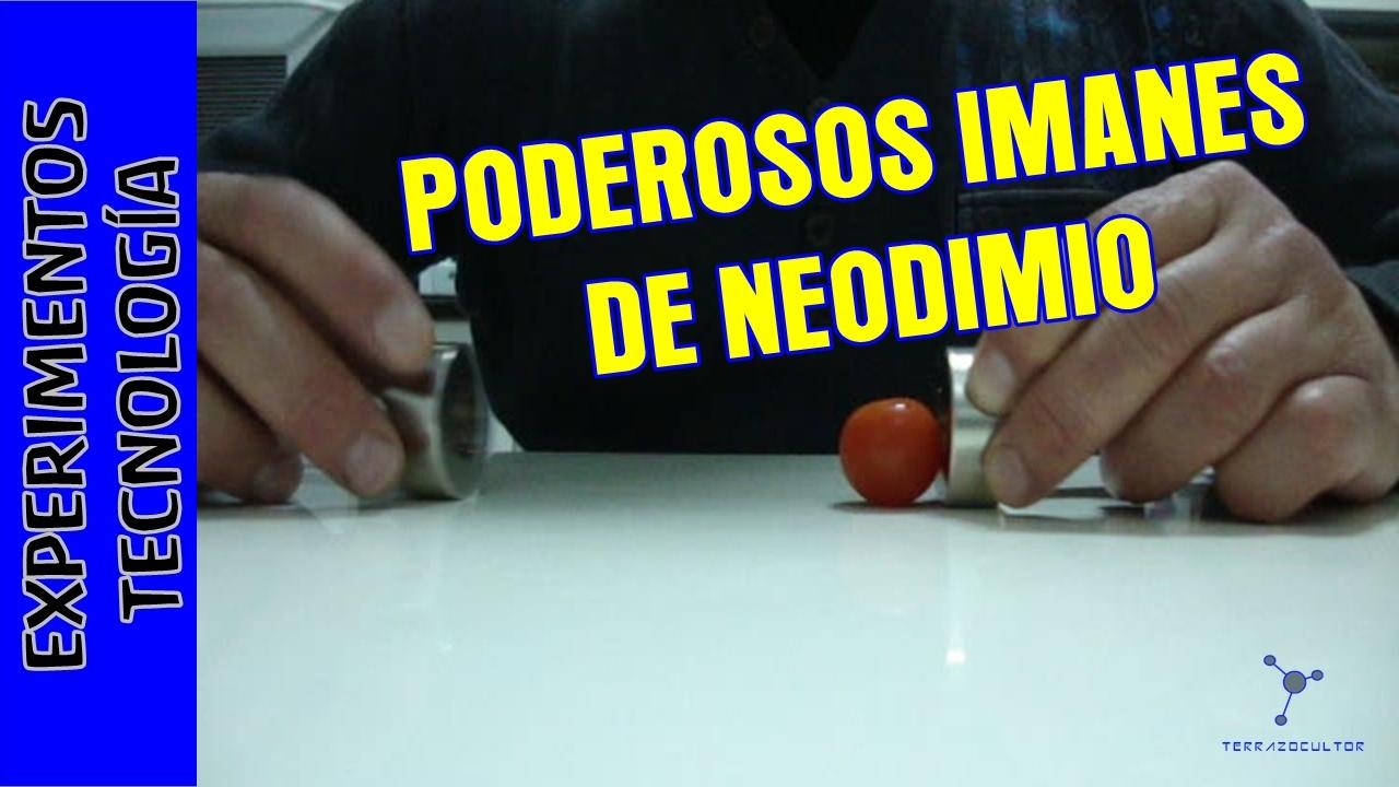601b5571ee3 Poderosos Imanes de Neodimio - YouTube