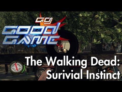 Good Game Review - The Walking Dead: Survival Instinct - TX: 09/04/13