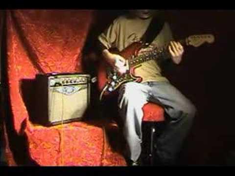 Peavey Royal 8 Demo - Simon Peek