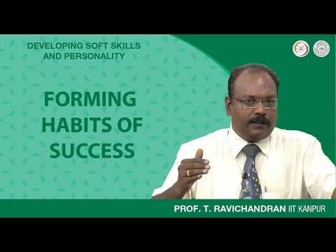 Forming Habits Of Success