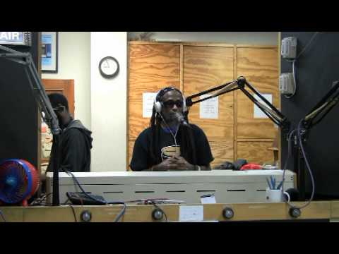 Longest Running Hip-Hop radio Show@89.3 fm  KNON  Dj EZ Eddie D Interview