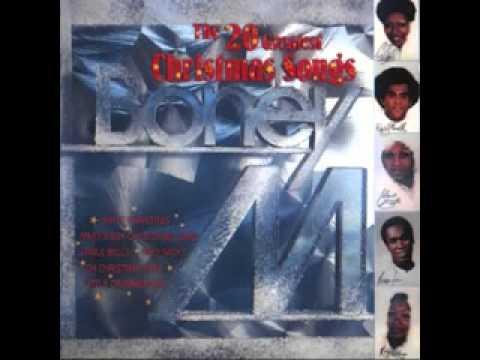 Boney M - The 20 Greatest Christmas Songs (2) - YouTube