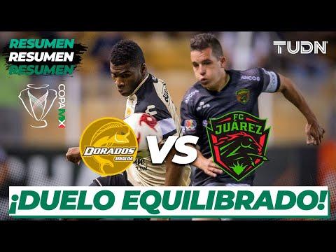 Dorados de Sinaloa Juarez Goals And Highlights
